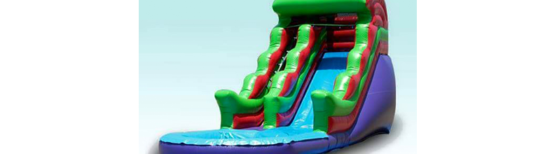 Water Slide Rental | Star Jumpers Bounce House Rentals | Fresno, CA | (559) 681-5824